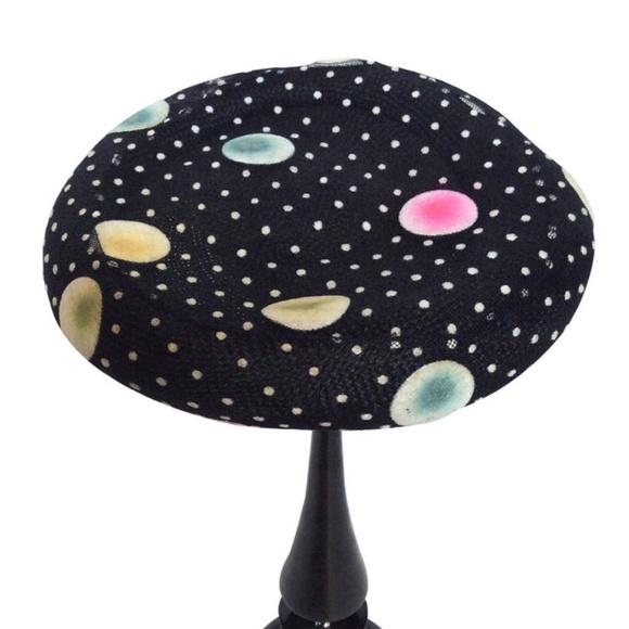 Vintage Polkadot KOKIN hat